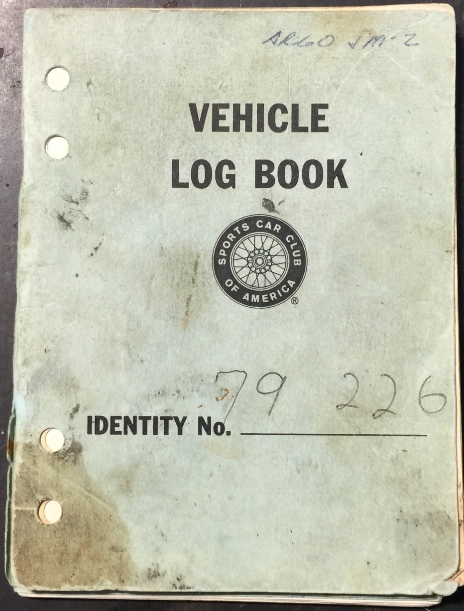 1978 ARGO JM-2-20 Orginal Log book