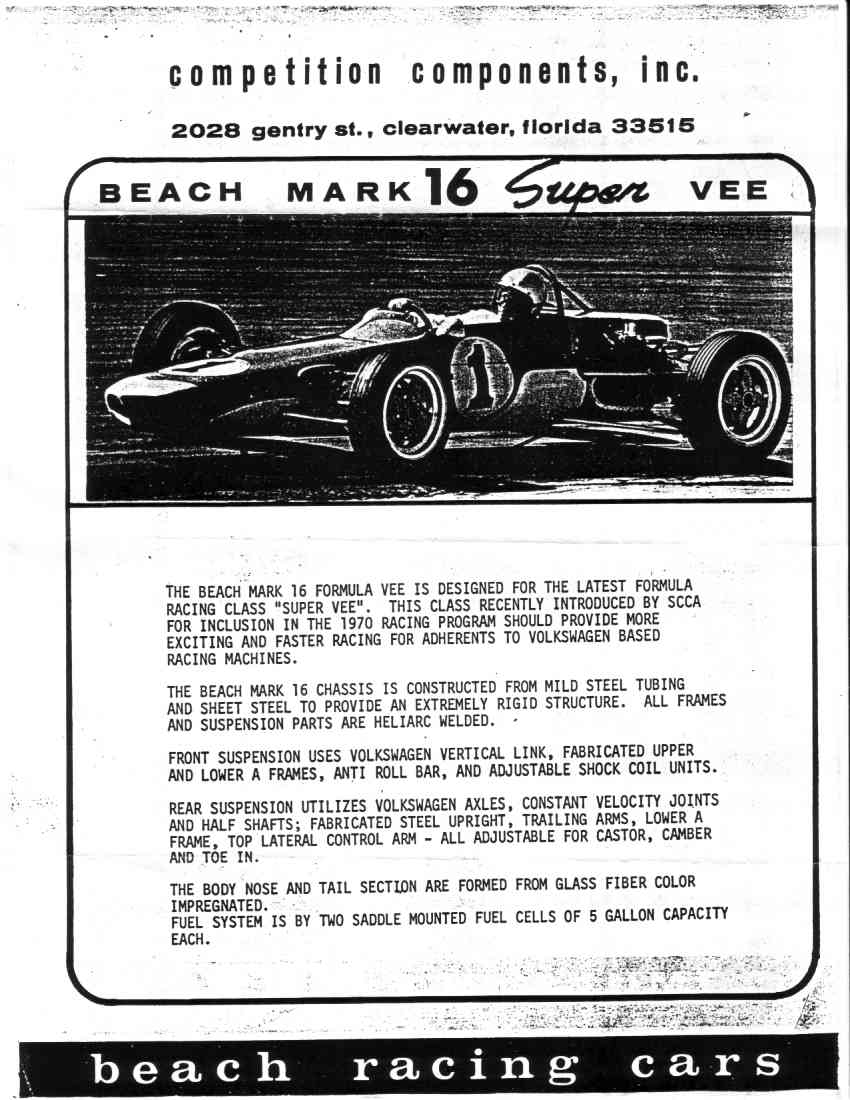 Beach Formula Super Vee Advertisement